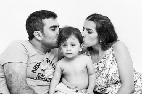 צילומי תינוקות בשחור ולבן