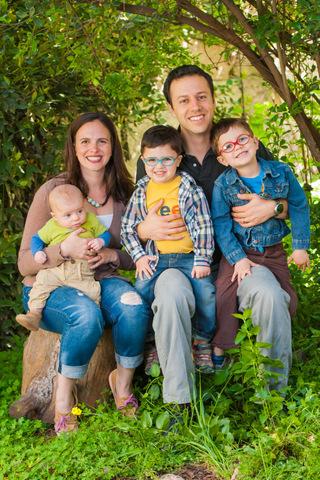 צילום משפחתי - משפחת כץ