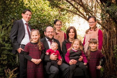 צילום משפחתי - משפחת אשכול