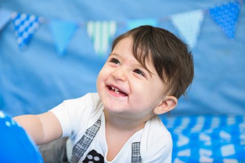צילומי תינוקות לבנים - סטודיו