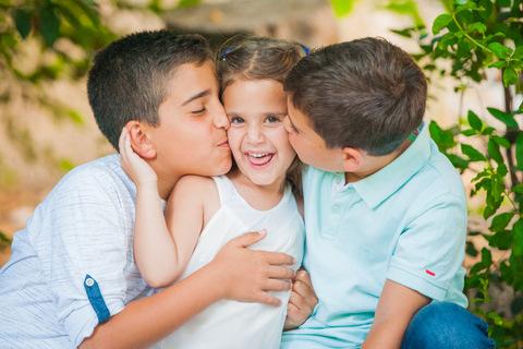 צילומי משפחות - אחים ואחות
