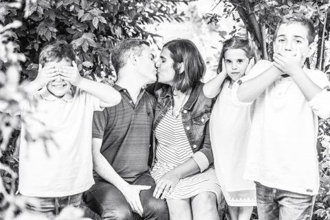 צילום משפחתי - טבע - שחור לבן